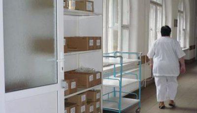 La Taraclia, pacienții cu Covid-19 sunt internați pe holuri. Nu mai sunt locuri în spitale