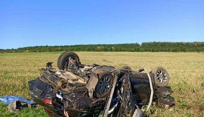 O tânără a decedat într-un grav accident pe traseul Hâncești-Cimișlia
