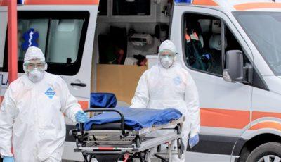 Despre situația epidemiologică alarmantă din Moldova s-a relatat la Euronews