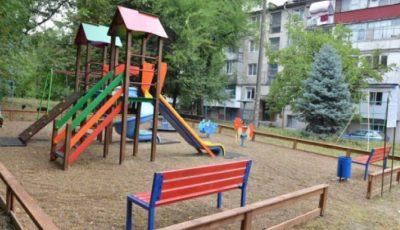 Atentie, părinți! Terenurile de joacă din Chișinău se închid