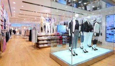 Proprietarul Zara și Bershka va închide circa 1.200 de magazine