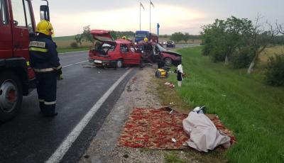 Detalii noi despre accidentul teribil produs în raionul Comrat