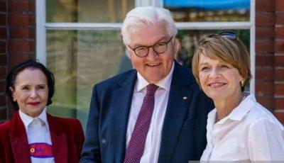 Președintele Germaniei i-a mulțumit personal unei moldovence pentru profesionalism și munca depusă