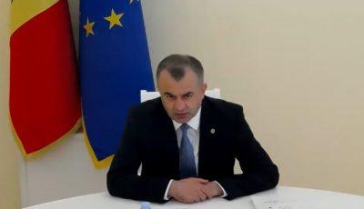 Premierul Ion Chicu cere închiderea Pieței Centrale din Chișinău