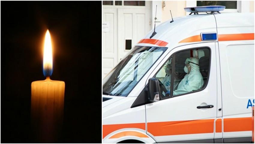 Un șofer de ambulanță, din Chișinău, a decedat în urma complicațiilor cauzate de infecția Covid-19