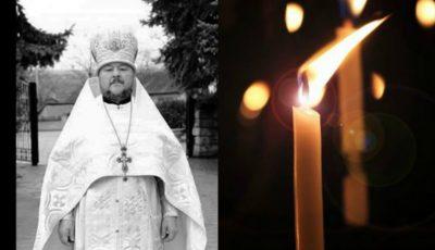 Un preot din Florești, în vârstă de 57 de ani, a decedat de Coronavirus