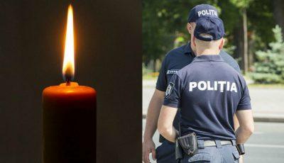Un polițist de 42 de ani a decedat din cauza infecției Covid-19