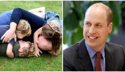 Imagini inedite cu familia regală britanică, publicate cu ocazia zilei de naștere a Prințului William
