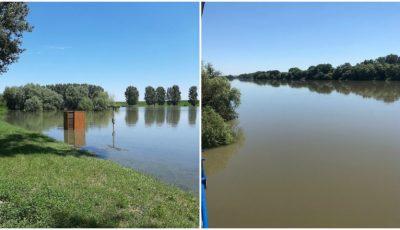 """Risc de inundații la Vadul lui Vodă. Chișinăul nu va rămâne fără apă. Măsura luată de ,,Apă Canal"""""""