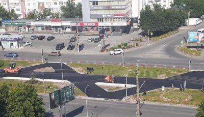 Aleea pietonală de pe bulevardul Mircea cel Bătrân din Capitală va fi asfaltată și modernizată