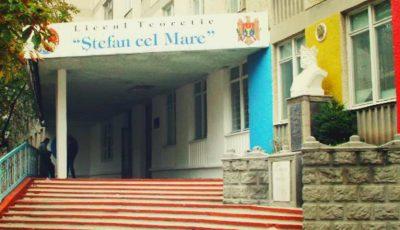 """S-a stins din viață Axînti Sergiu, directorul liceului ,,Ștefan cel Mare"""" din Chișinău"""