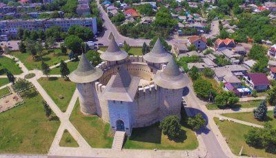 Pandemia a redus drastic numărul de turişti la cetatea Soroca