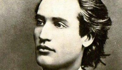 Astăzi, se împlinesc 131 de ani de la moartea poetului Mihai Eminescu