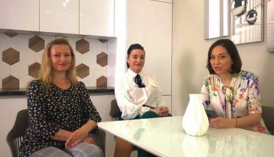 Video! Victoria Grejdean-Voloceai, medic obstetrician-ginecolog, dezvăluie graviduțelor cum pot avea o sarcină activă