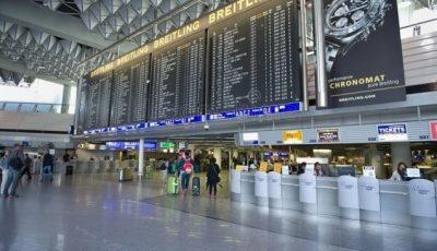Aeroportul din Frankfurt a fost dotat cu un centru de testare pentru Covid-19