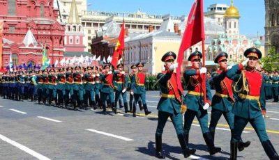 Rusia organizează Ziua Victoriei în plină pandemie