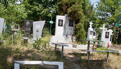 Paștele Blajinilor în cimitirele din Chișinău: interzis fără mască de protecție. Transportul public nu va circula