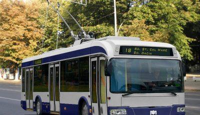 Duminică, 14 iunie, transportul public din Chișinău nu va circula