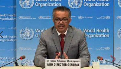 Organizaţia Mondială a Sănătăţii: Pandemia de Covid-19 este departe de a se fi încheiat