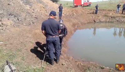Un copil s-a înecat la Ștefan-Vodă. Imagini cu impact puternic