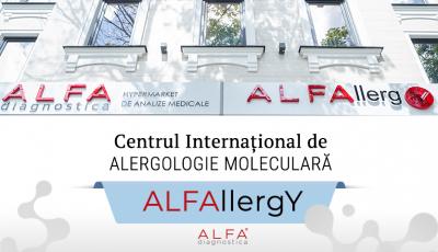 În Moldova s-a deschis Centrul Internațional de Alergologie Moleculară!