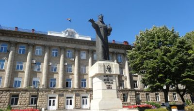 Situație critică la Bălți. 37 de angajați din primărie, depistați pozitiv cu Covid-19
