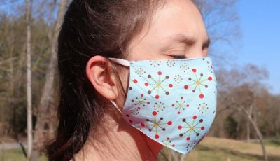 Este obligatoriu să porți constant masca de protecție într-un spațiu deschis?