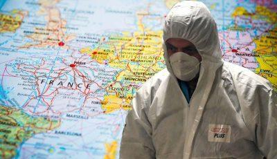 Moldova a revenit pe locul I în Europa, după numărul de infectări raportat la cifra populației