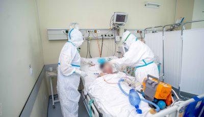 Sunt înregistrate 8 decese noi din cauza infecției Covid-19