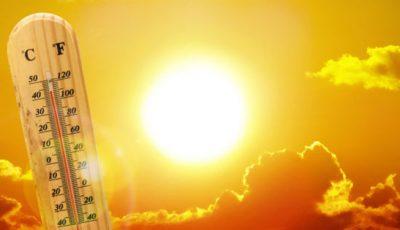 Meteo: temperaturi resimțite de peste +40 de grade, în Moldova