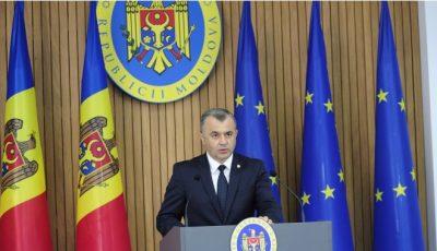 Ion Chicu: Noul program de finanţare al FMI este fără precedent pentru R. Moldova