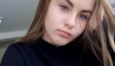 O fetiță de 14 ani a dispărut fără urmă