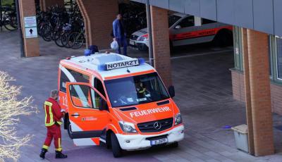 Un avion s-a prăbuşit pe o clădire rezidenţială din Germania