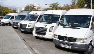 În municipiul Chișinău, va fi deschisă o nouă rută de microbuze