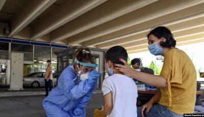 Grecia introduce testări obligatorii la singurul punct rutier de intrare în țară