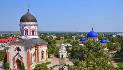 Focar de Covid-19 la mănăstirea din satul Chițcani