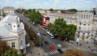 Parcarea pe bulevardul Ștefan cel Mare va fi interzisă în totalitate