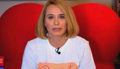 Andreea Esca a confirmat că a fost bolnavă de Covid-19. Mărturisiri dureroase despre soțul său