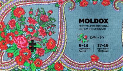 Festivalul Internațional de Film Documentar MOLDOX revine și în acest an, cu cea de-a V-a ediție!