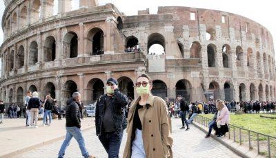 Coronavirus: o moldoveancă sosită de acasă, depistată pozitiv la Roma, în Italia