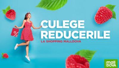 Start sezonului SUMMER SALES: Culege reducerile de vară la Shopping MallDova