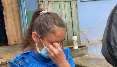 Video. Femeia care și-a abandonat nou-născutul în pădure, s-a întors acasă cu micuțul