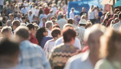 Populația Republicii Moldova a ajuns la nivelul anului 1962