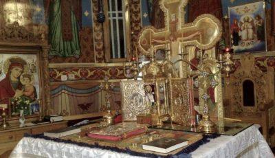Un preot moldovean a fost găsit fără suflare în altarul bisericii