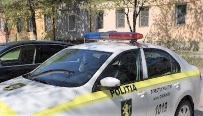 Cadavrul unui bărbat a fost găsit în ascensorul unui bloc din Capitală