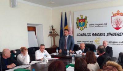 Președintele raionului Sângerei este infectat cu Covid-19