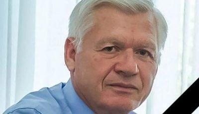 Primul director al Agenției Naționale de Reglementare în Energetică a pierdut lupta cu virusul Covid-19