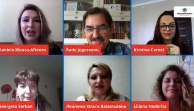 Învățătorii și profesorii moldoveni se pregătesc pentru instruirea la distanță