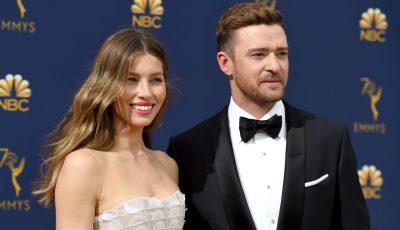 Jessica Biel a născut în secret! Justin Timberlake a devenit tată pentru a doua oară