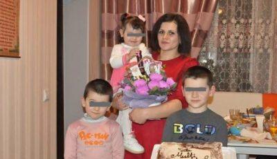 O tânără mamă a trei copii suferă de cancer. Să o ajutăm împreună!